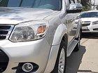 Bán Ford Everest 2.5L 4x2 MT 2014, màu bạc, xe còn rất đẹp