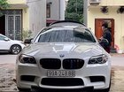 Cần bán gấp BMW 5 Series 520i 2016, màu trắng, ĐKLĐ 2017