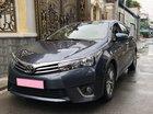 Bán xe Toyota Altis 1.8MT 2015 màu xanh, đi 42.000 km