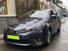 Bán Toyota Altis 2015 số sàn, màu xanh rất đẹp