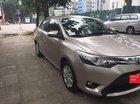 Bán ô tô Toyota Vios G sản xuất 2016, màu nâu, giá tốt