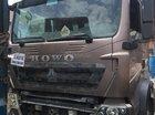 Bán Howo T5G đời 2015, màu nâu, nhập khẩu