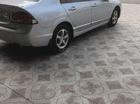 Cần bán lại xe Honda Civic sản xuất 2011 số tự động 1.8 màu bạc, giá 407 triệu