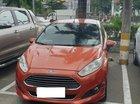 Bán ô tô Ford Fiesta sản xuất năm 2013, màu cam, 1 chủ từ đầu