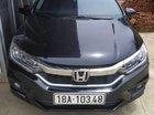 Cần bán Honda City sản xuất năm 2017, màu đen