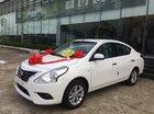Bán Nissan Sunny năm sản xuất 2019, màu trắng, xe Sedan hạng C, bền bỉ và tiết kiệm nhiên liệu