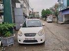 Cần bán lại xe Kia Morning 2011, màu trắng, thân vỏ cứng rắn đẹp