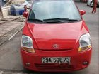 Bán xe ô tô Matiz 5 chỗ đời 2008, màu đỏ, kiểu dáng Hatchback, số tự động, xe nhập khẩu