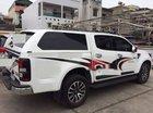 Bán Chevrolet Colorado LTZ 2.8L sản xuất năm 2018, màu trắng, số tự động, được bảo dưỡng định kỳ