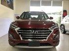 Bán Hyundai Tucson 1.6 Tubor đời 2018, màu đỏ, nhập khẩu
