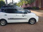 Cần bán lại xe Kia Morning Van sản xuất 2009, màu trắng