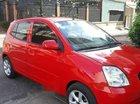 Cần bán Kia Morning 2008, màu đỏ, xe nhập, giá tốt