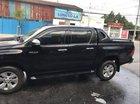 Bán Toyota Hilux năm sản xuất 2017, màu đen, nhập khẩu, mới chạy 45000km
