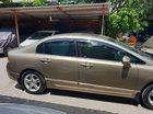 Bán gấp Honda Civic năm 2008, màu vàng, xe còn mới