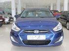 Bán xe Hyundai Accent 1.4 đời 2015, màu xanh lam, nhập khẩu, giá chỉ 445 triệu