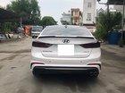 Bán Hyundai Elantra Sport Turbo năm sản xuất 2018, màu trắng chính chủ
