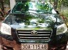 Cần bán gấp Daewoo Gentra đời 2008, màu đen, xe đẹp từ trong ra ngoài