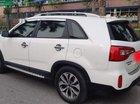 Cần bán Sorento 2015 GATH tự động, màu trắng sang trọng