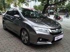 Bán xe Honda City 1.5 AT đời 2016, màu xám, giá tốt