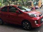 Cần bán xe Kia Morning EX 2017, màu đỏ số sàn, giá 275tr