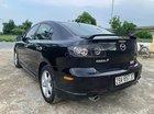 Cần bán xe Mazda 3 S 2.0 AT đời 2009, màu đen, xe nhập còn mới