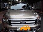Không dùng nên bán Ford Ranger XLS 2.2 MT năm 2015, màu vàng, xe nhập