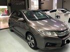 Cần bán gấp Honda City 1.5 AT năm sản xuất 2014, màu nâu, xe nhập như mới giá cạnh tranh