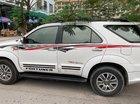 Gia đình bán Toyota Fortuner sản xuất 2012, màu trắng