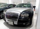 Xe sang Chrysler 300C sản xuất 2006, màu đen, nhập khẩu, giá chỉ 580tr