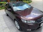 Bán Kia Cerato 1.6 AT sản xuất năm 2012, màu đỏ, nhập khẩu nguyên chiếc chính chủ