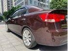 Cần bán xe Kia Cerato 1.6 AT đời 2012, màu đỏ, nhập khẩu Hàn Quốc