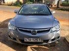Bán ô tô Honda Civic MT đời 2009, màu xám, xe đẹp