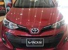 Giảm kịch sàn xe Toyota Vios G 2019 cùng nhiều quà tặng