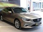 Bán Mazda 6 2.5AT sản xuất 2015, màu vàng, giá 728tr