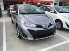 Bán Toyota Vios 1.5E MT đời 2019, màu bạc