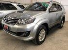 Xe Fortuner G năm sản xuất 2013- hỗ trợ ngân hàng- Toyota chính hãng