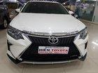 Bán Toyota Camry 2.5Q đời 2018, full option + body kit