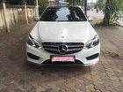 Mercedes-Benz E400 AMG sản xuất 2014 mầu trắng Ngọc Trinh đã xuất hiện Full option