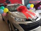 Toyota Đông Sài Gòn CN Gò Vấp bán xe Toyota Vios 1.5 E năm 2019