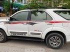 Cần bán Toyota Fortuner TRD Sportivo 4x4 AT đời 2012, màu trắng