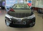 Bán Toyota Corolla altis 1.8G 2019, màu đen, giá tốt