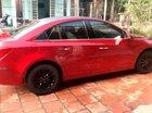 Cần bán lại xe Chevrolet Cruze MT sản xuất năm 2017, màu đỏ, bị trầy nhẹ, xe còn mới 95%