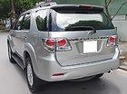 Bán Toyota Fortuner năm sản xuất 2013, màu bạc, giá 700tr