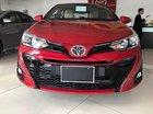 Bán Toyota Yaris G sản xuất 2019, màu đỏ, xe nhập