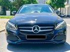 Bán Mercedes C200 2015 đen/kem