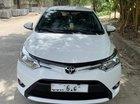 Cần bán xe Toyota Vios MT năm 2014, màu trắng, 395triệu