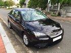 Cần bán xe Ford Focus 2007 số sàn màu đen, gia đình đi gìn giữ còn long lanh