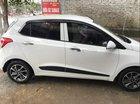 Cần bán lại xe Hyundai Grand i10 năm sản xuất 2017, màu trắng, xe nhập số tự động, giá chỉ 385 triệu