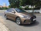 Bán ô tô Hyundai Elantra đời 2016, màu nâu, nhập khẩu nguyên chiếc, 590 triệu