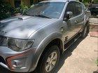Bán lại xe Mitsubishi Triton GLS 2.5MT đời 2012, màu xám như mới